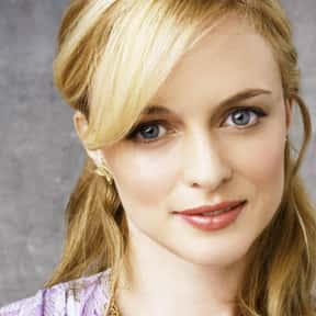 Heather Graham is listed (or ranked) 20 on the list The Hottest Women Over 40 in 2013