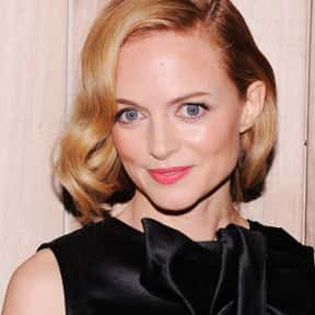 Heather Graham is listed (or ranked) 3 on the list List of Famous Activists
