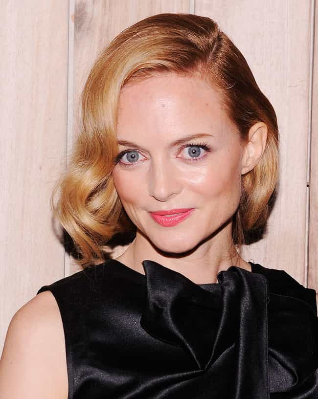Heather Graham is listed (or ranked) 1 on the list Famous Agoura High School Alumni
