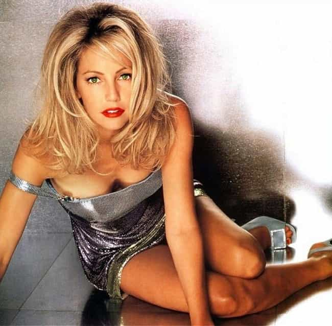 """Heather Locklear is listed (or ranked) 3 on the list Axe Says, """"Women Are Getting Hotter"""", Do You Agree?"""
