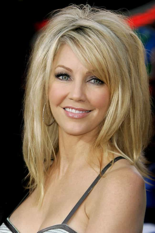 Heather Locklear is listed (or ranked) 2 on the list The 100+ Hottest Women of the '90s
