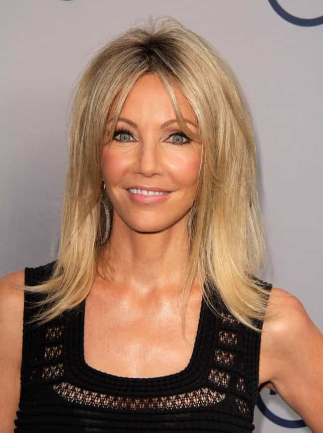 Heather Locklear is listed (or ranked) 4 on the list The Most Stunning Celebrity Women Over 50