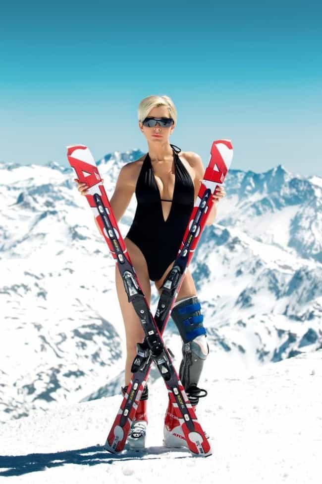Heather Mills is listed (or ranked) 2 on the list 54 Famous Amputees