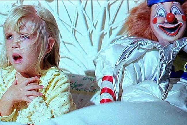 Heather O'Rourke is listed (or ranked) 2 on the list 9 Horror Movie Kids Who Had A Blast Playing Creepy And Tormented Characters