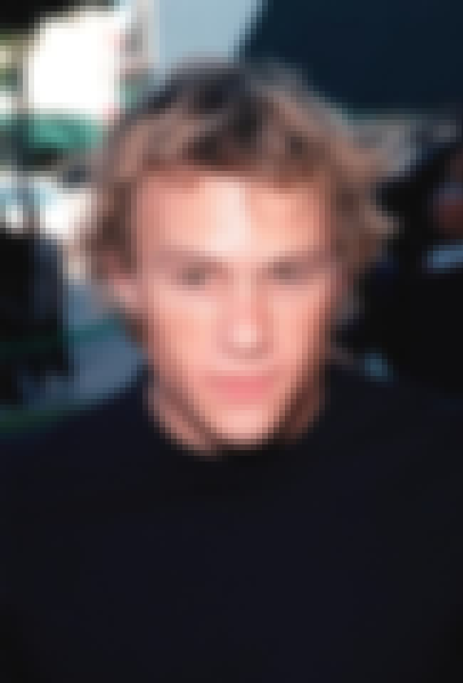 Heath Ledger is listed (or ranked) 1 on the list Celebrities Addicted To Oxycontin