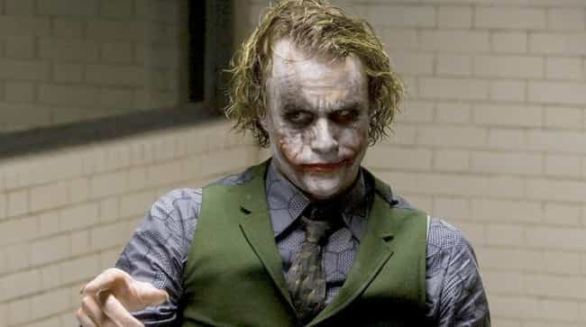 Heath Ledger is listed (or ranked) 1 on the list The Best Actors Who Played Batman Villains On Film