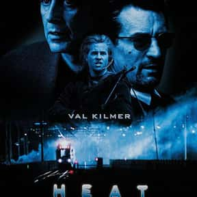 Heat is listed (or ranked) 12 on the list The Greatest Crime Movies Ever Made