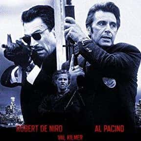 Heat is listed (or ranked) 12 on the list The Best Mafia Films
