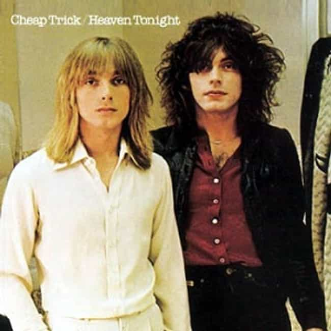Heaven Tonight is listed (or ranked) 1 on the list The Best Cheap Trick Albums of All Time