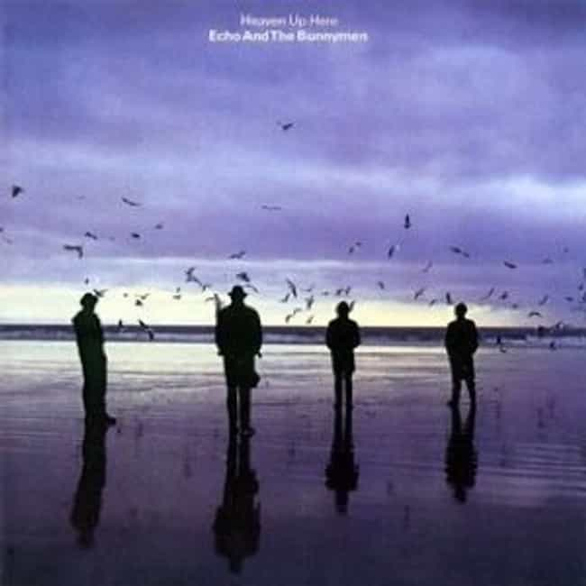 Heaven Up Here is listed (or ranked) 2 on the list The Best Echo & The Bunnymen Albums of All Time