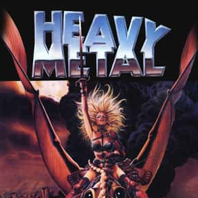 Heavy Metal is listed (or ranked) 7 on the list The Greatest Animated Sci Fi Movies