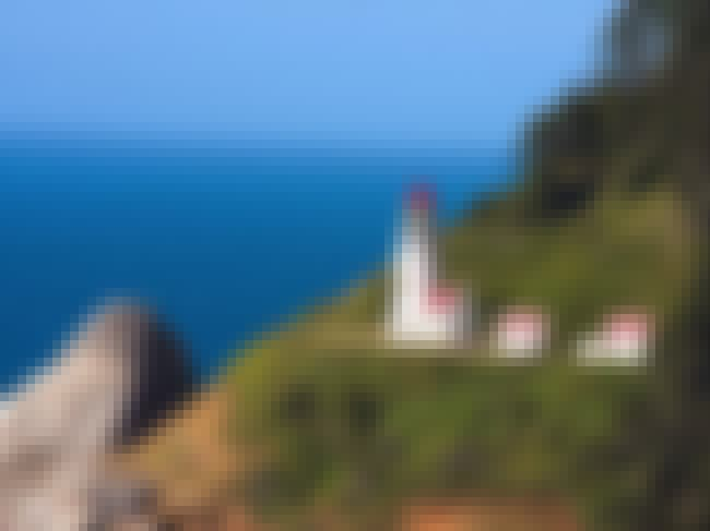 Heceta Head Light is listed (or ranked) 3 on the list The Most Awe-Inspiring Lighthouses in the World