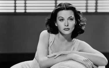 Hedy Lamarr is listed (or ranked) 2 on the list The Hottest Classic Actresses