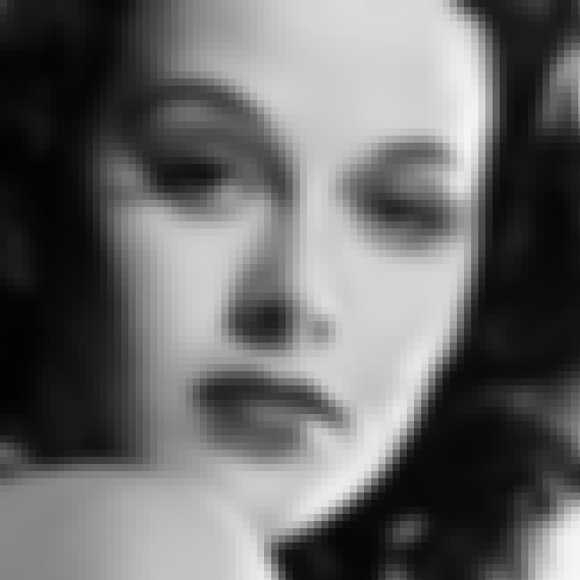 Hedy Lamarr is listed (or ranked) 11 on the list The Most Beautiful Actresses Ever