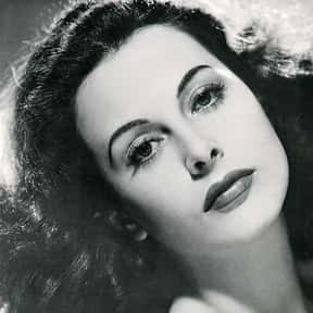 Hedy Lamarr is listed (or ranked) 22 on the list The Most Beautiful Women of All Time