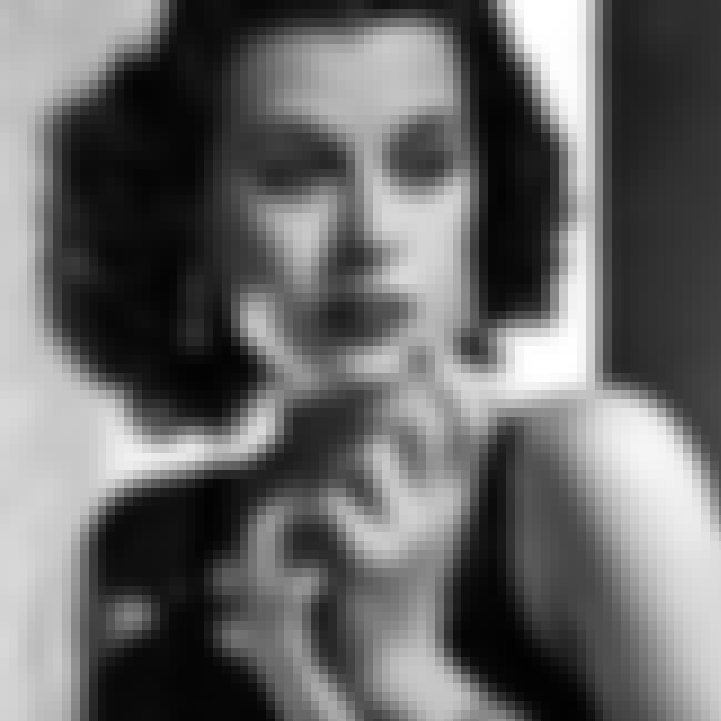 Hedy Lamarr is listed (or ranked) 3 on the list Women Who Bruce Cabot Has Dated