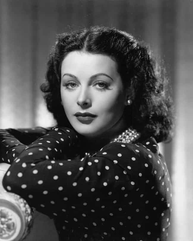 Hedy Lamarr is listed (or ranked) 3 on the list The Greatest Renaissance Women in American History