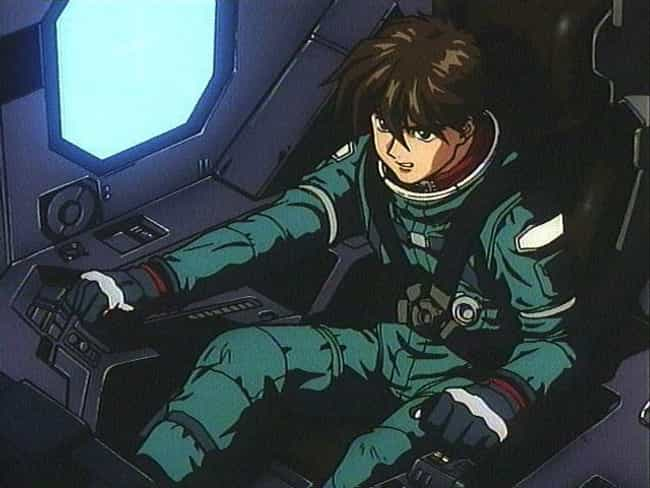 Heero Yuy is listed (or ranked) 1 on the list The 20 Best Anime Mecha Pilots of All Time