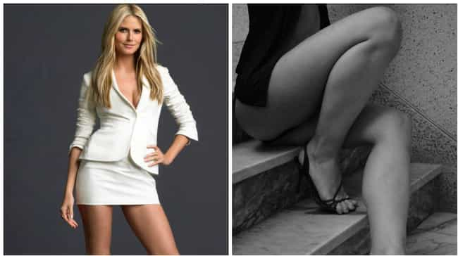 Heidi Klum is listed (or ranked) 6 on the list Celebs Who Insured Body Parts