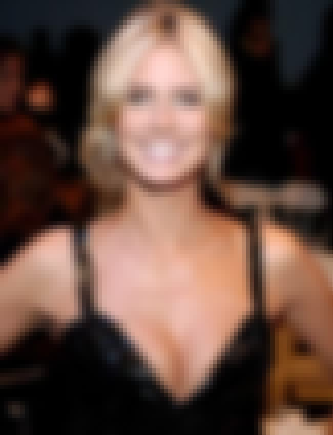 Heidi Klum is listed (or ranked) 3 on the list 46 Celebrities Who You Probably Never Noticed Have Wonky Eyes