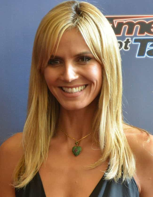 Heidi Klum is listed (or ranked) 4 on the list Where Did All Of The Super Famous Models Of The '90s Go?