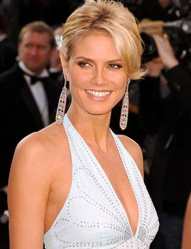 Heidi Klum is listed (or ranked) 4 on the list 28 Celebrities Who Have Biracial Children
