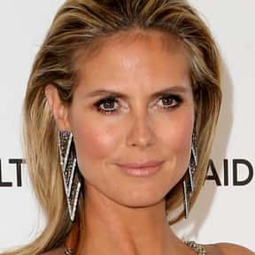 Heidi Klum is listed (or ranked) 25 on the list The Hottest Women Over 40 in 2013