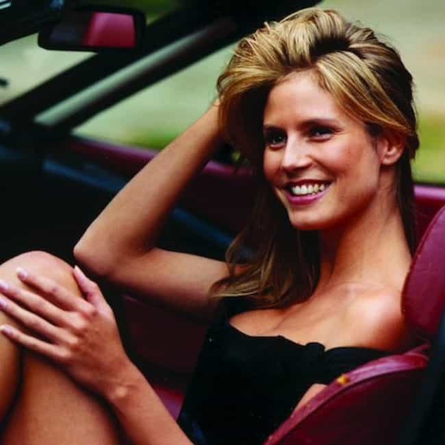 Heidi Klum is listed (or ranked) 7 on the list 30+ Celebrities Who Were Abercrombie Models