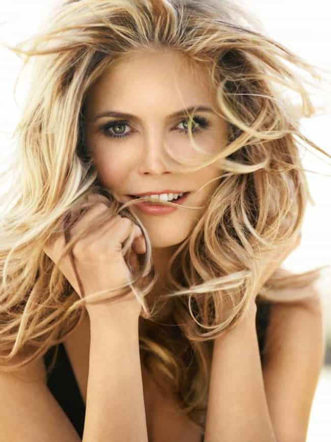 Heidi Klum is listed (or ranked) 3 on the list The Most Stunning Blonde Women