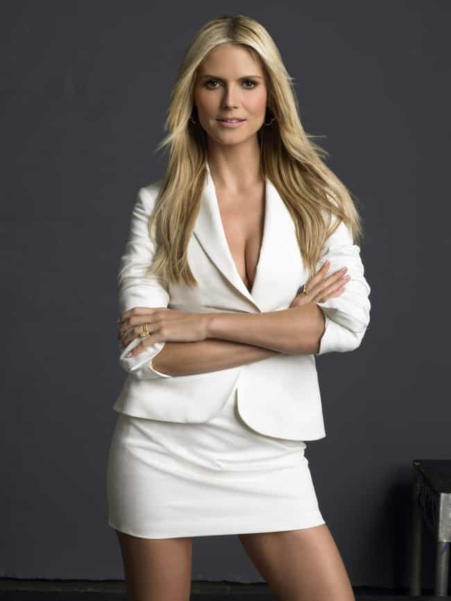 Heidi Klum is listed (or ranked) 2 on the list The Hottest Reality TV Stars Ever