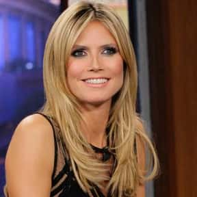 Heidi Klum is listed (or ranked) 1 on the list The Worst TV Talent Show Judges Of All Time