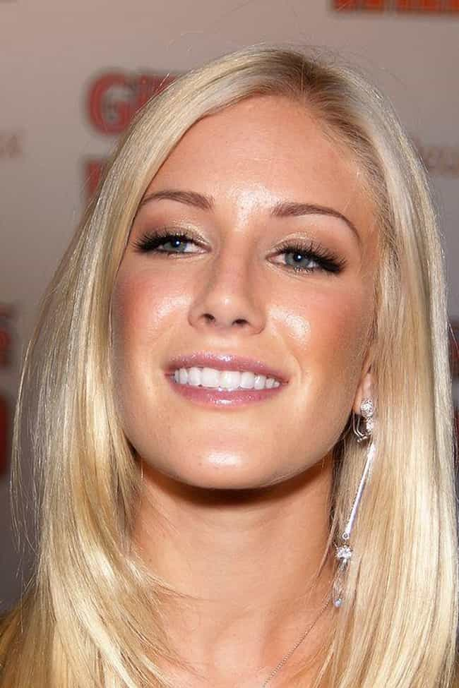 Heidi Montag is listed (or ranked) 8 on the list Famous People Who Own Ferraris