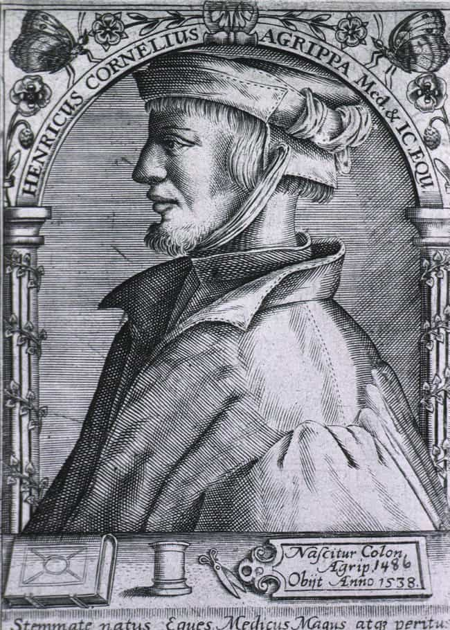 Heinrich Cornelius Agrip... is listed (or ranked) 4 on the list 10 Notorious Henchmen, Clairvoyants, and Magicians Who Advised Royals