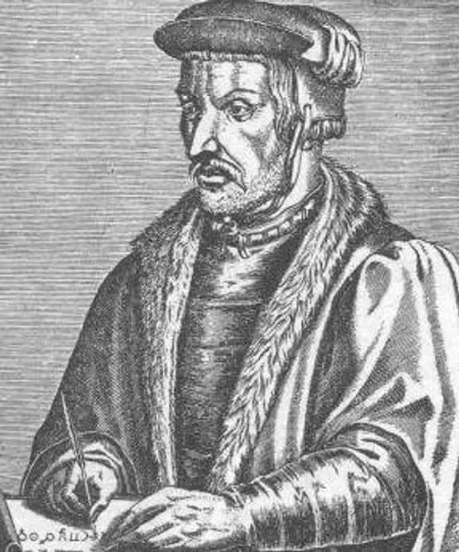 Heinrich Cornelius Agrippa is listed (or ranked) 5 on the list 13 Famous Historical Figures Who Allegedly Sold Their Souls To The Devil