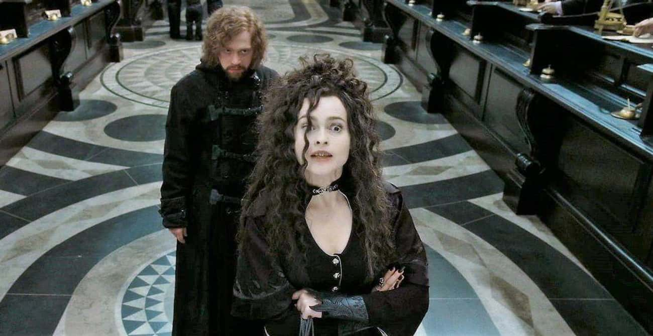 Helena Bonham Carter:When She Got To Torment And Impersonate Hermione In 'Deathly Hallows'