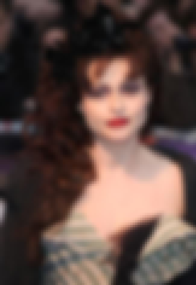 Helena Bonham Carter is listed (or ranked) 6 on the list Celebrities Who NEED to Write a Tell-All