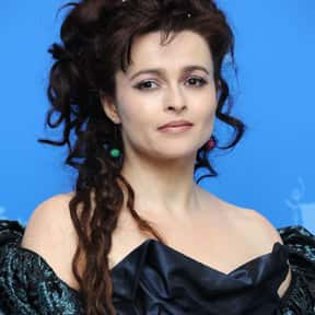 Helena Bonham Carter is listed (or ranked) 3 on the list The Greatest British Actors of All Time