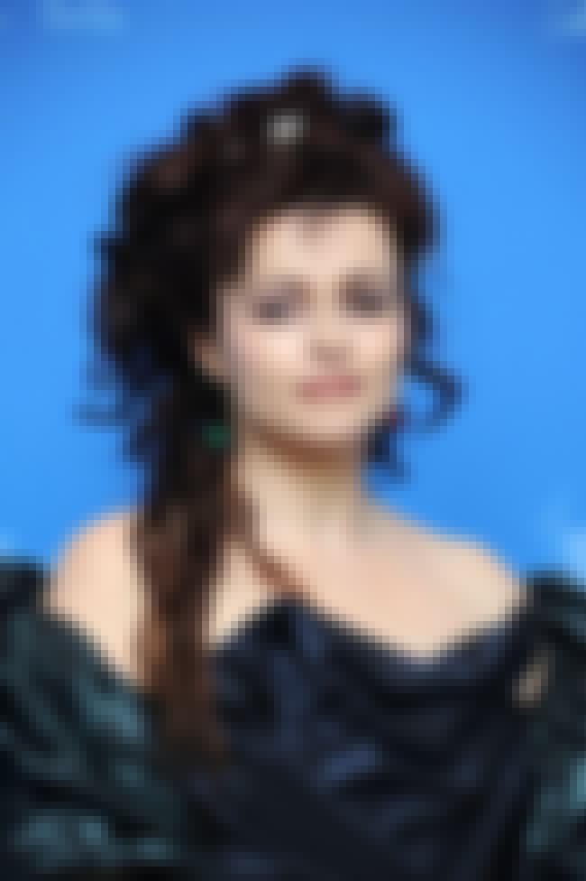 Helena Bonham Carter is listed (or ranked) 4 on the list Oscar Loser Faces, Ranked