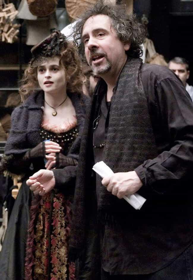 Helena Bonham Carter is listed (or ranked) 3 on the list 15 Actresses Who Fell In Love With Their Director