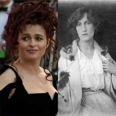 Helena Bonham Carter's Grandmother Was One Of Hitler's Most Wanted