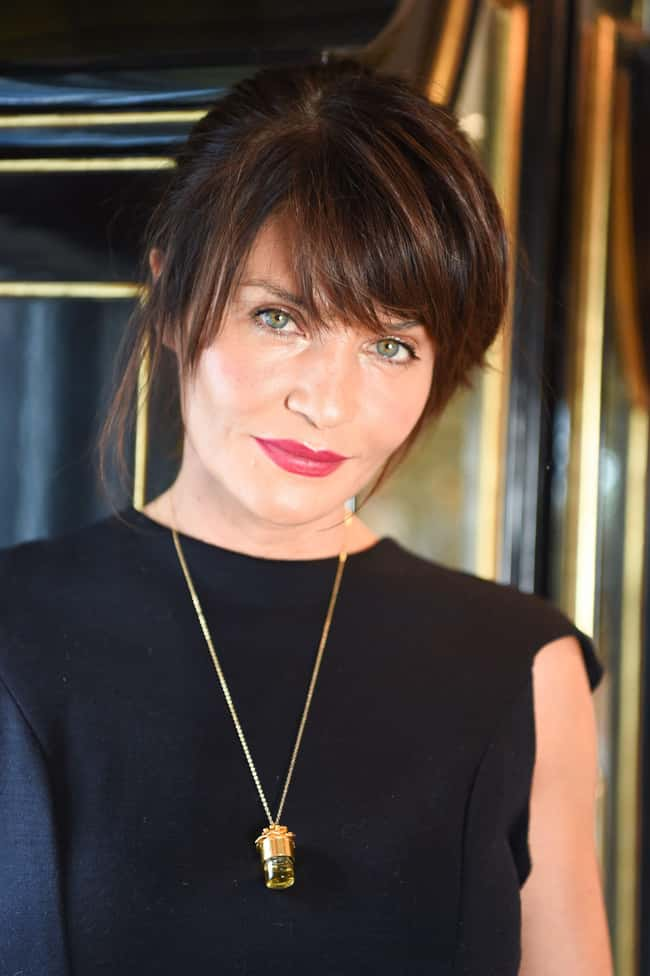 Helena Christensen is listed (or ranked) 81 on the list The Most Captivating Celebrity Eyes (Women)