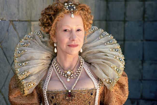 Helen Mirren is listed (or ranked) 2 on the list Everyone Who Has Played Elizabeth I, Ranked