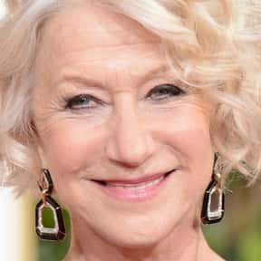 Helen Mirren is listed (or ranked) 4 on the list The Best Actresses in Film History