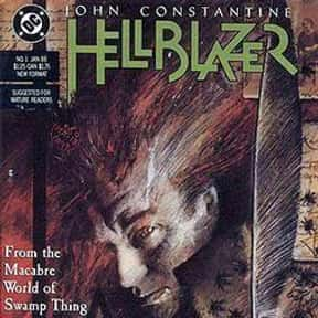 Hellblazer is listed (or ranked) 2 on the list The Best Vertigo Comic Book Series, Ranked