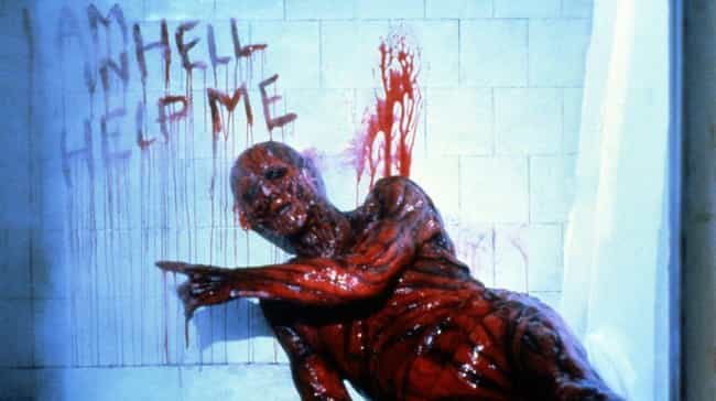 Hellbound: Hellraiser II is listed (or ranked) 4 on the list The Bloody Best Movies On Shudder