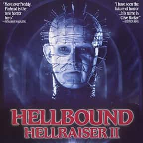 Hellbound: Hellraiser II is listed (or ranked) 2 on the list The Best Supernatural Thriller Movies On Shudder