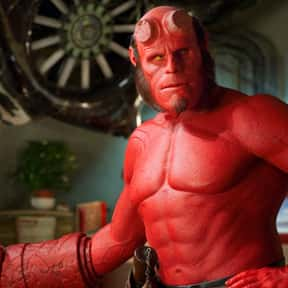 Hellboy is listed (or ranked) 3 on the list The Best Characters In Guillermo Del Toro Movies
