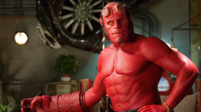 Hellboy is listed (or ranked) 2 on the list Photos Of Ron Perlman's Most Dramatic Transformations