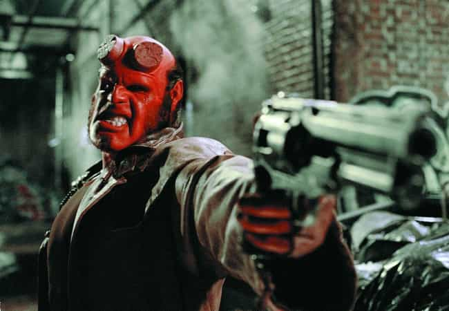Hellboy is listed (or ranked) 2 on the list 14 Superhero Movies You Need To Watch If You're Bored Of Marvel And DC
