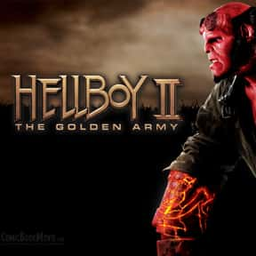 Hellboy II: The Golden Army is listed (or ranked) 3 on the list The Best Movies With Elves